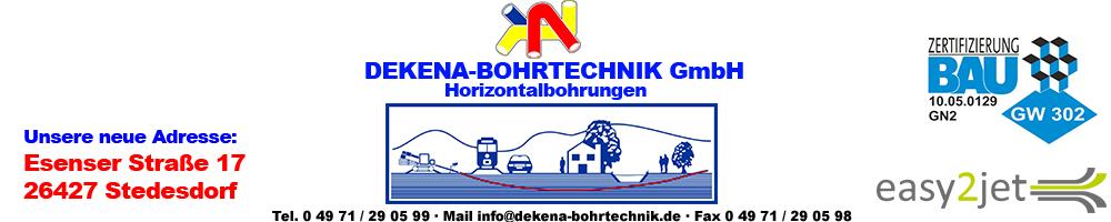 Kabelanhänger - dekena-bohrtechnik